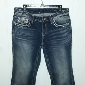 VIGOSS jeans size 14 x 32 Heritage Fit Bootcut